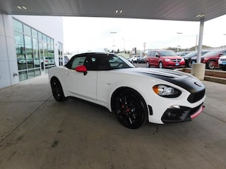 New 2019 FIAT 124 Spider ABARTH Convertible Roseburg, OR