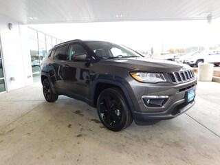 New 2019 Jeep Compass ALTITUDE 4X4 Sport Utility Roseburg, OR