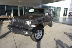 New 2021 Jeep Wrangler UNLIMITED SPORT S 4X4 Sport Utility Roseburg, OR
