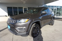 New 2021 Jeep Compass 80TH ANNIVERSARY 4X4 Sport Utility Roseburg, OR