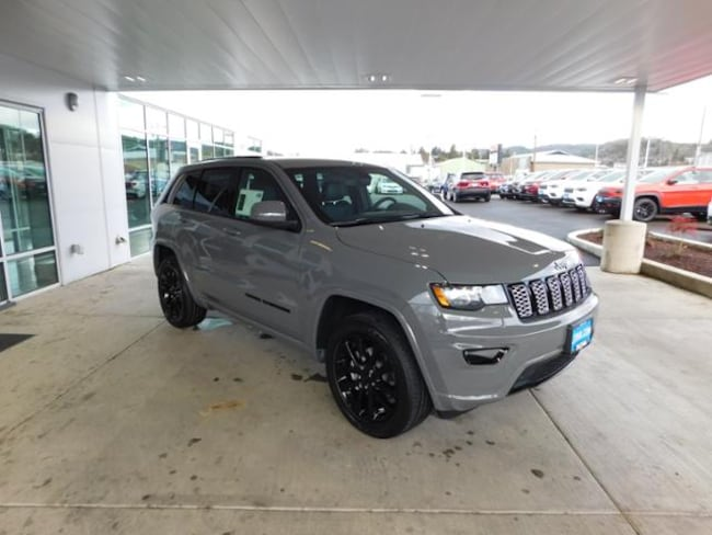 2019 Jeep Grand Cherokee Laredo SUV Roseburg, OR