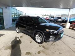 2019 Jeep Cherokee LATITUDE 4X4 Sport Utility Roseburg, OR