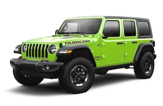 New 2021 Jeep Wrangler UNLIMITED RUBICON 4X4 Sport Utility For Sale in Roseburg, OR
