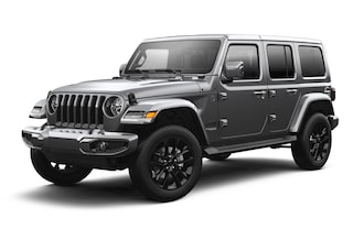 New 2021 Jeep Wrangler UNLIMITED HIGH ALTITUDE 4X4 Sport Utility For Sale in Roseburg, OR