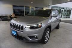 New 2021 Jeep Cherokee LATITUDE LUX 4X4 Sport Utility Roseburg, OR
