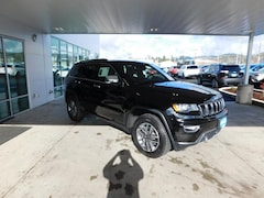 2019 Jeep Grand Cherokee LIMITED 4X4 Sport Utility Roseburg, OR