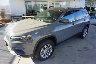 New 2021 Jeep Cherokee LATITUDE LUX 4X4 Sport Utility For Sale in Roseburg, OR