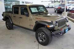 2020 Jeep Gladiator RUBICON 4X4 Crew Cab Roseburg, OR