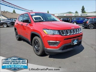 New 2020 Jeep Compass SPORT FWD Sport Utility For Sale in Grants Pass
