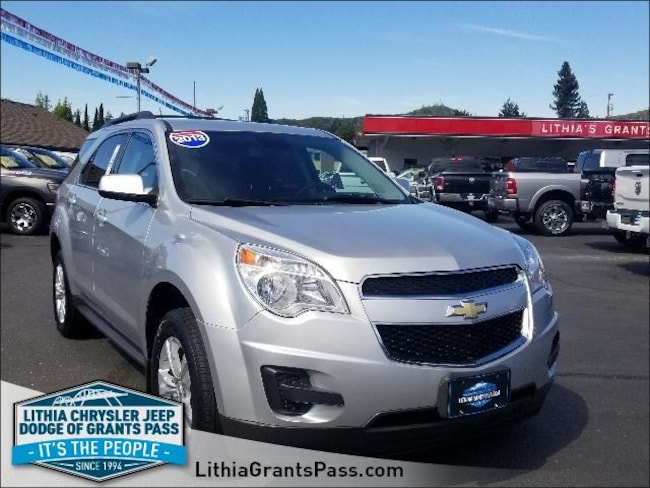 Used 2013 Chevrolet Equinox FWD 4dr LT w/1LT Sport Utility Grants Pass, OR
