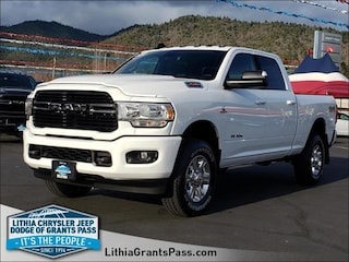 New 2021 Ram 2500 BIG HORN CREW CAB 4X4 6'4 BOX Crew Cab For Sale in Grants Pass