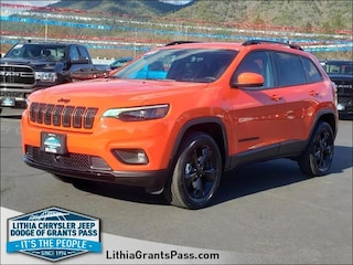 New 2021 Jeep Cherokee ALTITUDE 4X4 Sport Utility For Sale in Grants Pass