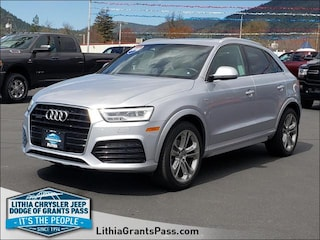 Used 2018 Audi Q3 2.0 Tfsi Premium Plus Quattro AWD Sport Utility Grants Pass, OR