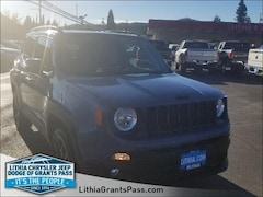 2018 Jeep Renegade ALTITUDE 4X4 Sport Utility Grants Pass, OR