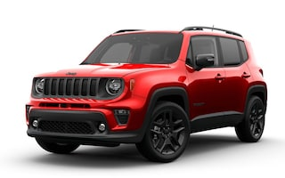 New 2021 Jeep Renegade 80TH ANNIVERSARY 4X4 Sport Utility For Sale in Grants Pass