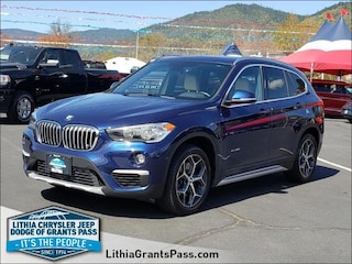 Used 2018 BMW X1 xDrive28i Sports Activity Vehicle Sport Utility Grants Pass, OR