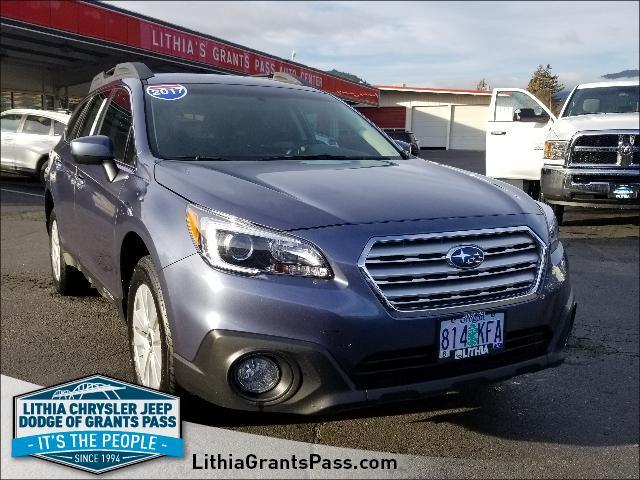 Used 2017 Subaru Outback 2.5i Premium Sport Utility Grants Pass, OR