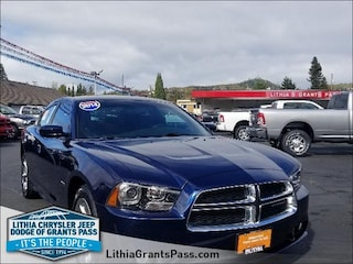 Certified Pre-Owned 2014 Dodge Charger 4dr Sdn RT Plus RWD Car Grants Pass, OR