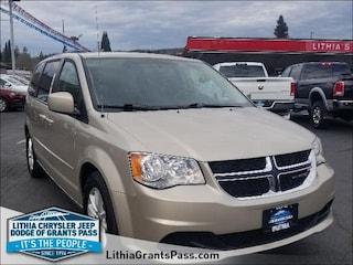 Used 2014 Dodge Grand Caravan 4dr Wgn SXT Mini-van, Passenger Grants Pass, OR