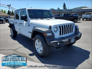 New 2020 Jeep Gladiator SPORT S 4X4 Crew Cab For Sale in Grants Pass