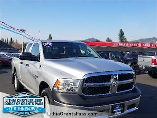 Certified Pre-Owned 2017 Ram 1500 Tradesman 4x4 Quad Cab 64 Box Crew Cab Pickup Grants Pass, OR