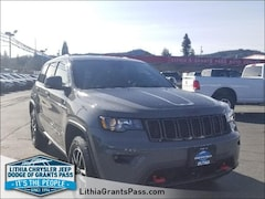 2019 Jeep Grand Cherokee TRAILHAWK 4X4 Sport Utility Grants Pass, OR