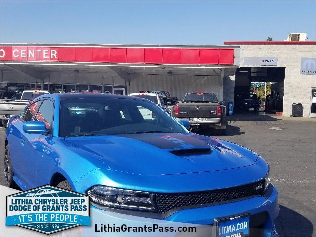 2018 Dodge Charger DAYTONA RWD Sedan
