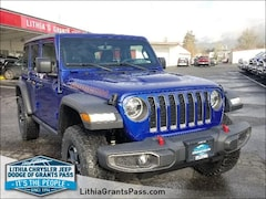 2019 Jeep Wrangler UNLIMITED RUBICON 4X4 Sport Utility Grants Pass, OR