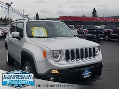 2018 Jeep Renegade LIMITED 4X4 Sport Utility Grants Pass, OR