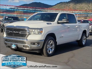 New 2021 Ram 1500 BIG HORN CREW CAB 4X4 5'7 BOX Crew Cab For Sale in Grants Pass