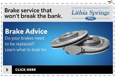 Brake Advice