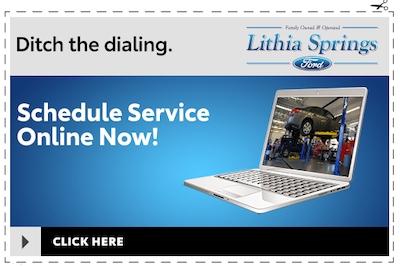 Schedule Service Online Now!