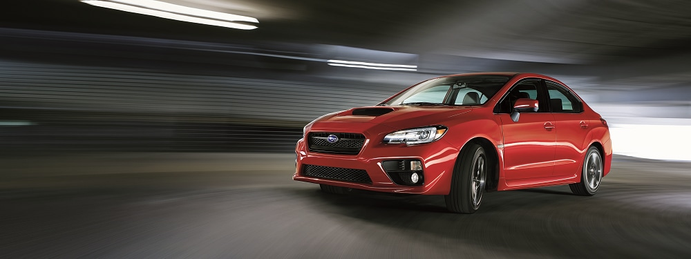 Search for a New Subaru WRX in Fresno, CA
