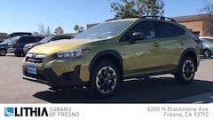 New Crosstrek 2021 Subaru Crosstrek Base Trim Level SUV in Fresno, CA