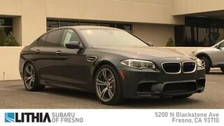 Used 2014 BMW M5 4dr Sdn Car Fresno, CA