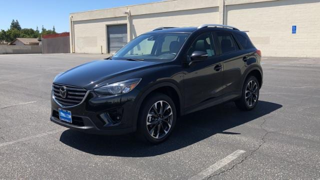 Used 2016 Mazda CX-5 FWD 4dr Auto Grand Touring Sport Utility For Sale in Fresno