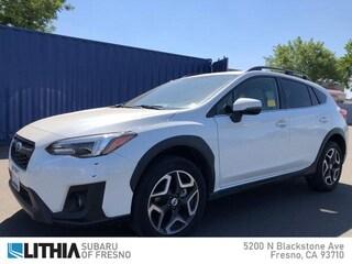 Used 2018 Subaru Crosstrek 2.0i Limited CVT Sport Utility Fresno, CA