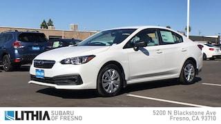 New 2021 Subaru Impreza Base Trim Level Sedan Fresno, CA