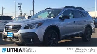 New 2021 Subaru Outback Onyx Edition XT SUV Fresno, CA