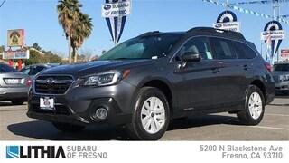 Certified Pre-Owned 2019 Subaru Outback 2.5i Premium Sport Utility Fresno, CA