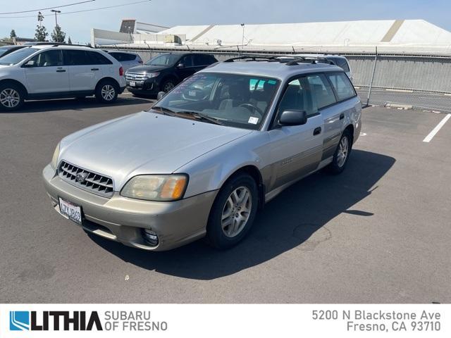 2003 Subaru Legacy 5dr Outback Auto