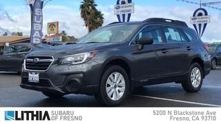 Used 2018 Subaru Outback 2.5i Sport Utility Fresno, CA