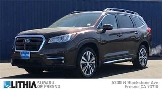 New 2021 Subaru Ascent Limited 7-Passenger SUV Fresno, CA