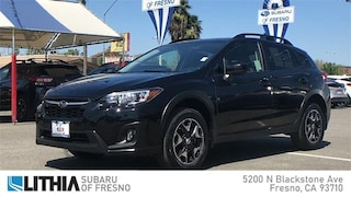 Certified Pre-Owned 2018 Subaru Crosstrek 2.0i Premium CVT Sport Utility Fresno, CA