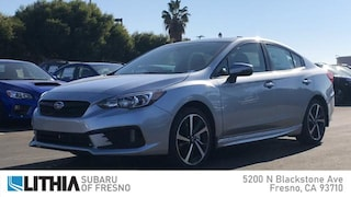 New 2021 Subaru Impreza Sport Sedan Fresno, CA