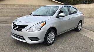 Used 2017 Nissan Versa SV CVT Car Fresno, CA