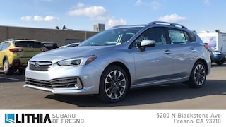 New 2021 Subaru Impreza Limited 5-door Fresno, CA