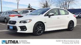 New 2020 Subaru WRX Limited Sedan Fresno, CA