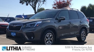 New 2021 Subaru Forester Premium SUV Fresno, CA