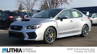 New 2020 Subaru WRX STI Sedan Fresno, CA